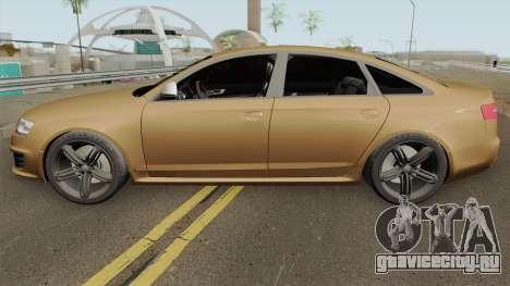 AUDI RS6 C6 ROMANIA для GTA San Andreas