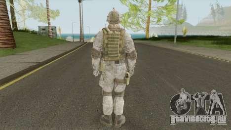 Medium (Spec Ops: The Line) для GTA San Andreas