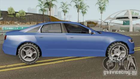 Audi A6 LQ для GTA San Andreas