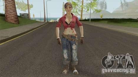 Abigail Misty Briarton для GTA San Andreas