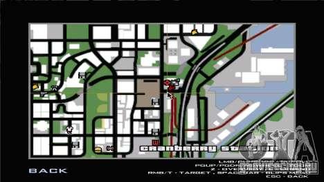 Platinum Motorsport Showroom для GTA San Andreas
