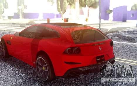 Ferrari GTC4 Lusso для GTA San Andreas