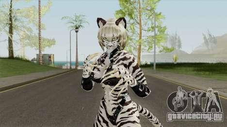 Ghost (Unreal Tournament 3 Cat) для GTA San Andreas
