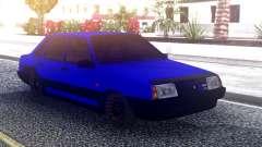 ВАЗ 2199 Рулетка для GTA San Andreas