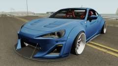 Toyota GT86 Liberty Walk для GTA San Andreas
