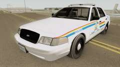 Ford Crown Victoria 2011 SASP RCPM для GTA San Andreas
