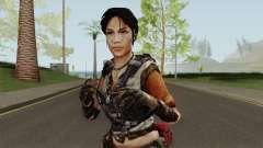 Rianna From Homefront для GTA San Andreas