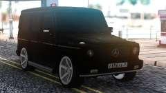 Mercedes-Benz G-class для GTA San Andreas