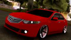 Honda Accord Red для GTA San Andreas