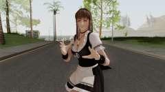 Hot Hitomi Maid для GTA San Andreas