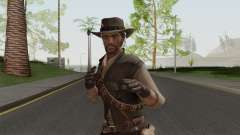 John Marston From Red Dead Redemption V1 для GTA San Andreas