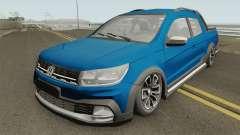Volkswagen Saveiro Cross Pickup Low