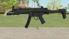 MP5 HQ для GTA San Andreas