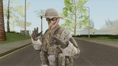 Skin 5 (Spec Ops: The Line - 33rd Infantry) для GTA San Andreas
