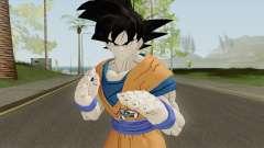 Goku V2 для GTA San Andreas