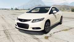 Honda Civic Si Coupe (FG) v1.1 [replace] для GTA 5