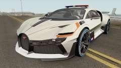 Bugatti Divo 2019 Police Prototype