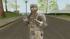 Skin 4 (Spec Ops: The Line - 33rd Infantry) для GTA San Andreas