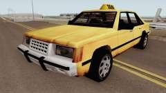 Taxi BETA для GTA San Andreas