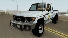 Toyota Land Cruiser Bajos Recursos