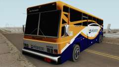Coach Onibus de Viagem TCGTABR для GTA San Andreas