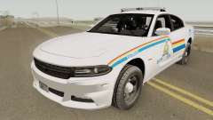 Dodge Charger 2015 SASP RCMP для GTA San Andreas