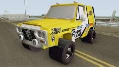 Aro 244 Dakar from Mamaia Vice для GTA San Andreas