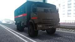 КavАЗ 45143 Разминирование Военная полиция