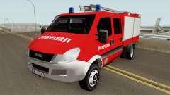 Iveco Daily Mk4 - Autospeciala Pompieri 2008