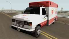 Ambulance TCGTABR