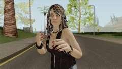 Bartender (from Bikers DLC) GTA V для GTA San Andreas