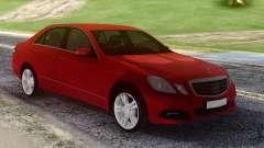 Mercedes-Benz E500 W212 Red для GTA San Andreas
