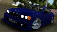Toyota Chaser Blue для GTA San Andreas
