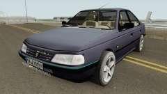 IKCO Peugeot 405 GLX для GTA San Andreas