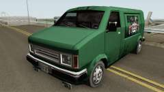 Topfun Van Normal (Brinquedos) TCGTABR для GTA San Andreas