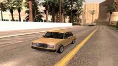 ВАЗ 2107 Боевая Классика Сток для GTA San Andreas