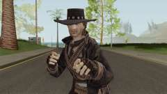 Ray McCall From Call of Juarez для GTA San Andreas