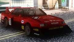 Nissan Skyline R30 Turbo Super Silhouette для GTA San Andreas