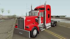 Kenworth W900 Coca Cola для GTA San Andreas