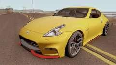 Nissan 370Z Nismo 2018 для GTA San Andreas