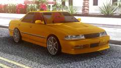 Toyota Mark II JZX81 Big Win для GTA San Andreas