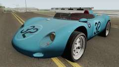 Porsche 718 RSK 1959 для GTA San Andreas
