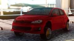 Volkswagen Pandem Golf GTI 2014 для GTA San Andreas