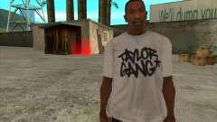 Футболка Ghost для GTA San Andreas