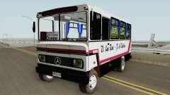 Mercedes-Benz LO608D