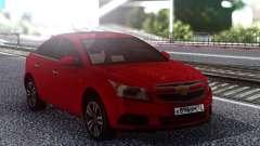Chevrolet Cruze Red для GTA San Andreas