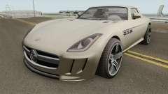 Benefactor Surano GT GTA V IVF для GTA San Andreas