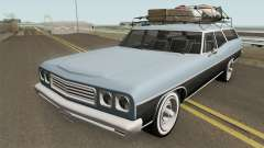 Chevrolet Chevelle SS Station Wagon 1970 для GTA San Andreas