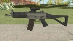 SIG SG-552 HQ для GTA San Andreas