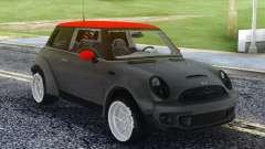 Mini Cooper S Red Roof для GTA San Andreas
